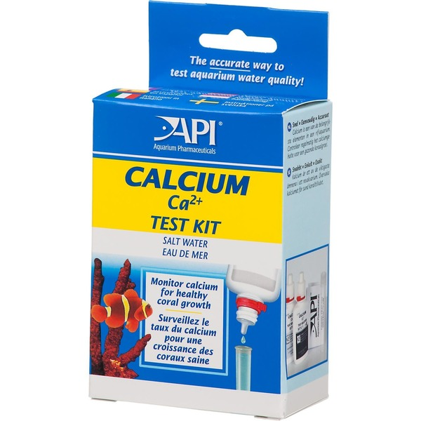 API Aquarium Calcium Test Kit