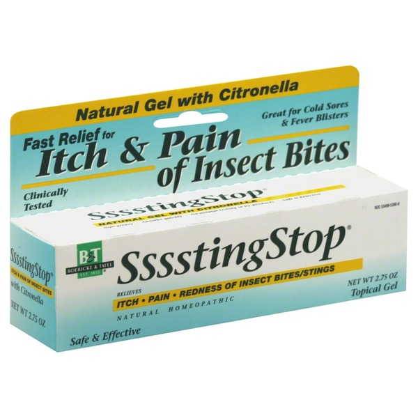B&T SssstingStop, Topical Gel