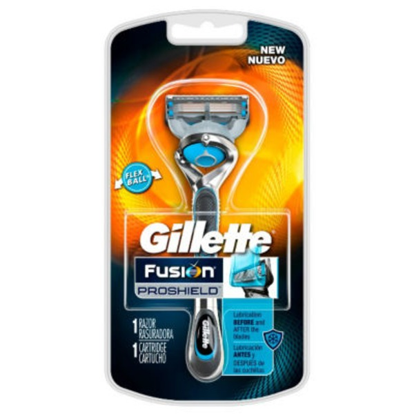 Gillette Fusion5 ProShield Chill Razor