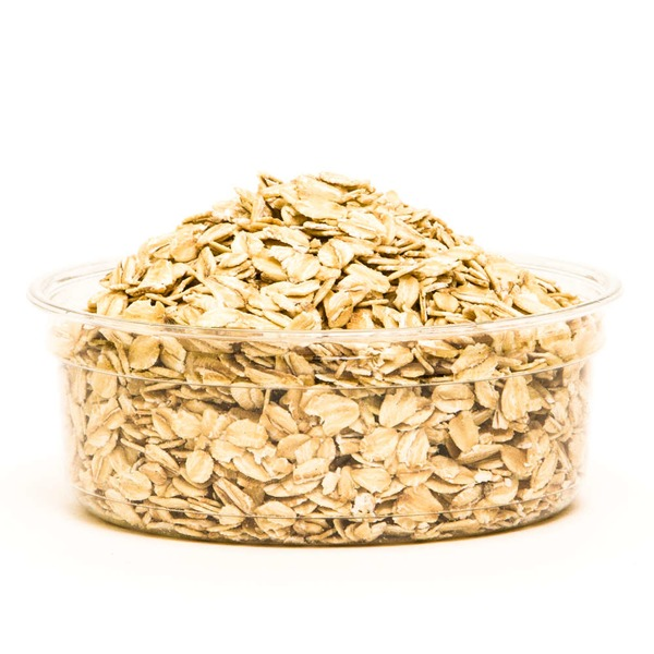 Bulk Commodity Organic Thick Cut Rolled Oats
