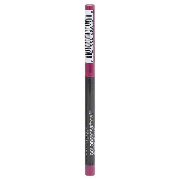 Maybelline Lip Liner, Shaping, Wild Violets 155
