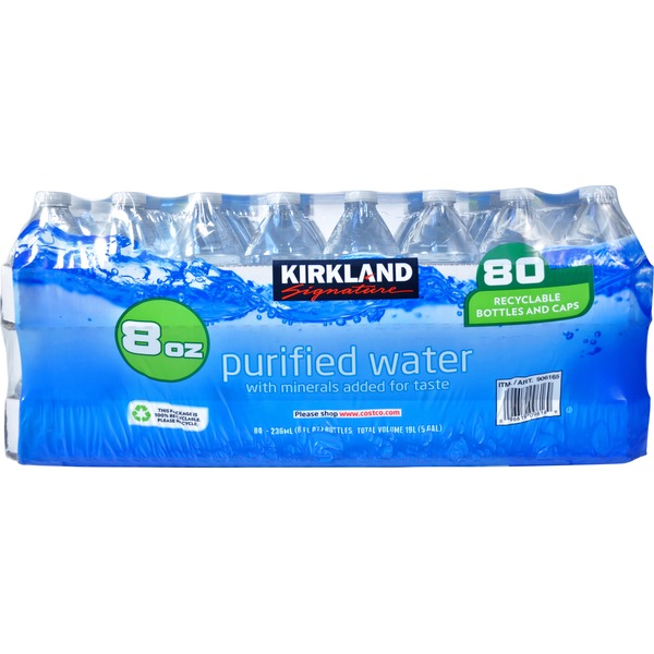 Kirkland Signature Drinking Water
