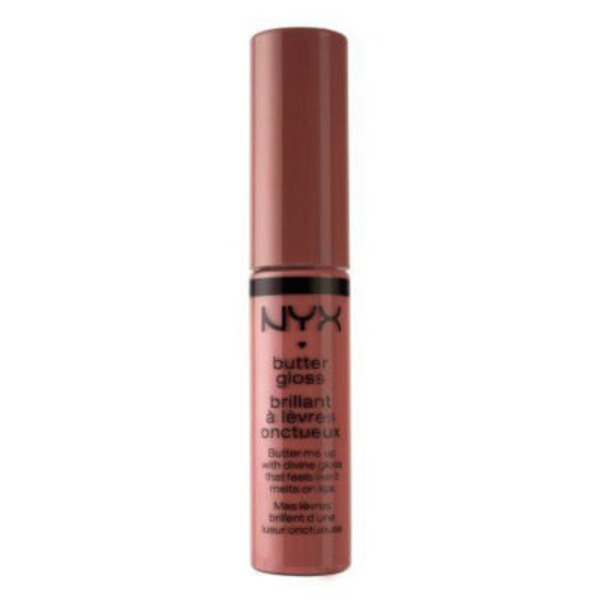 Nyx Butter Lip Gloss Angel Food Cake
