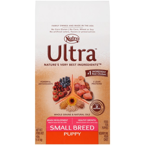 Nutro Ultra Small Breed Puppy Dog Food
