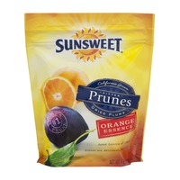 Sunsweet Pitted Prunes Orange Essence