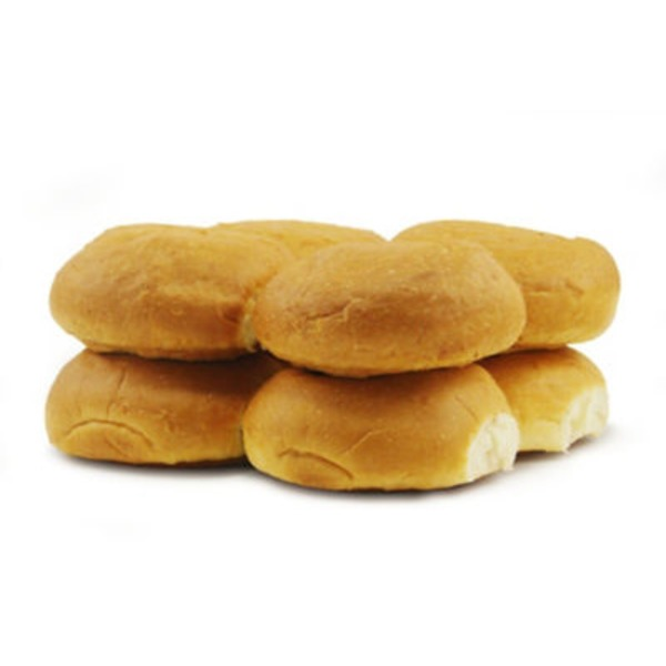 Central Market Pain Au Lait Hamburger Buns