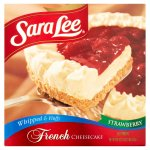 Sara Lee Strawberry French Cheesecake, 26 oz