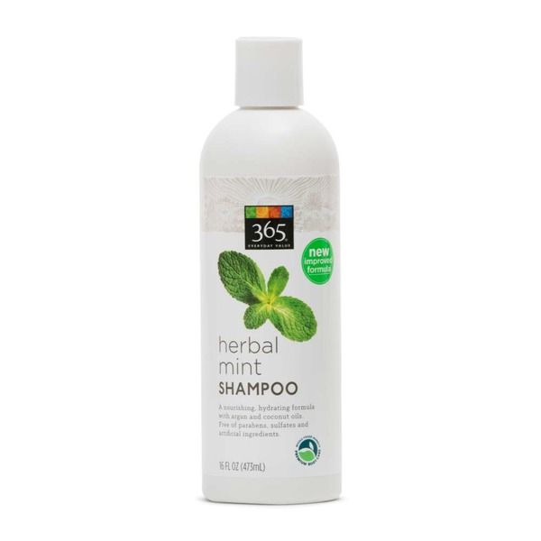 365 Herbal Mint Shampoo