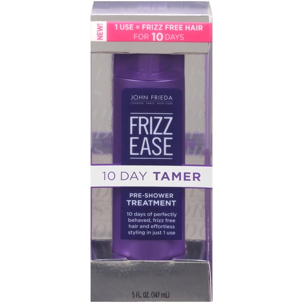 John Frieda 10 Day Tamer Frizz Ease Pre-Shower Treatment