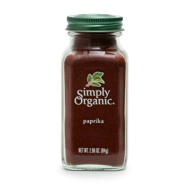 Simply Organic Seasoning Paprika