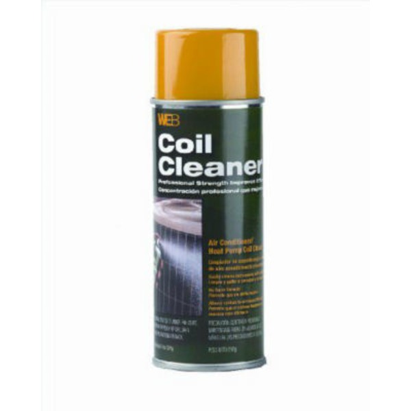 Web Coil Cleaner Ac & Heat Pumps