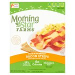 MorningStar Farms Veggie Breakfast Bacon Strips 5.25 oz. Box