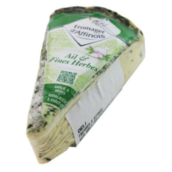 Fromager d'Affinois Garlic And Herb