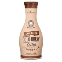 Califia Farms Cafe Latte Cold Brew Coffee with Almondmilk