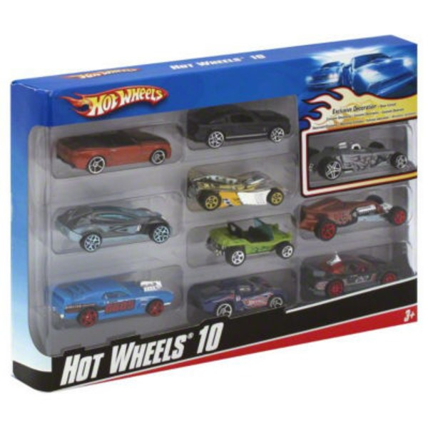 Hot Wheels Vehicle Gift Pack - 9 CT