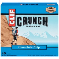 Clif Crunch ™ Chocolate Chip Granola Bars