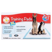 Pet All Star Extra Large Training Pads, 75 count