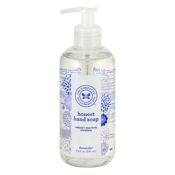 The Honest Company Honest Hand Soap Lavender