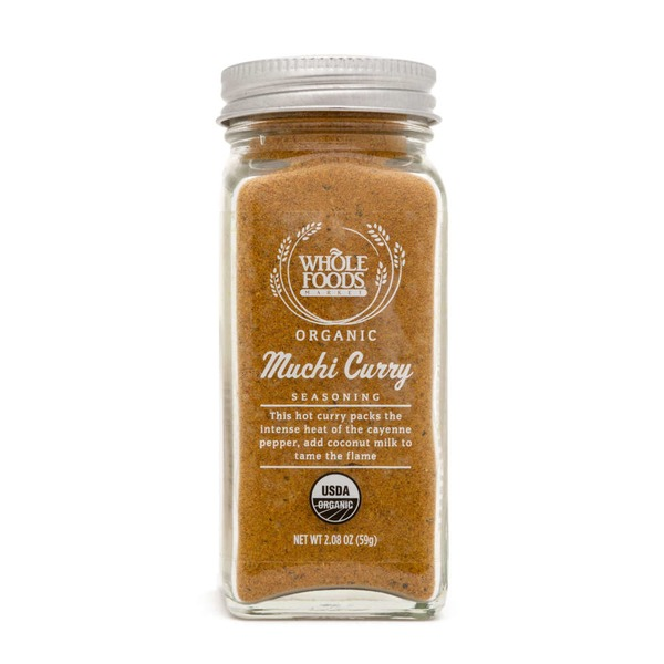 Whole Foods Market Organic Muchi Curry Seasoning