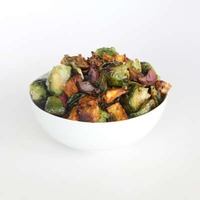 In House Oven Roasted Vegetables