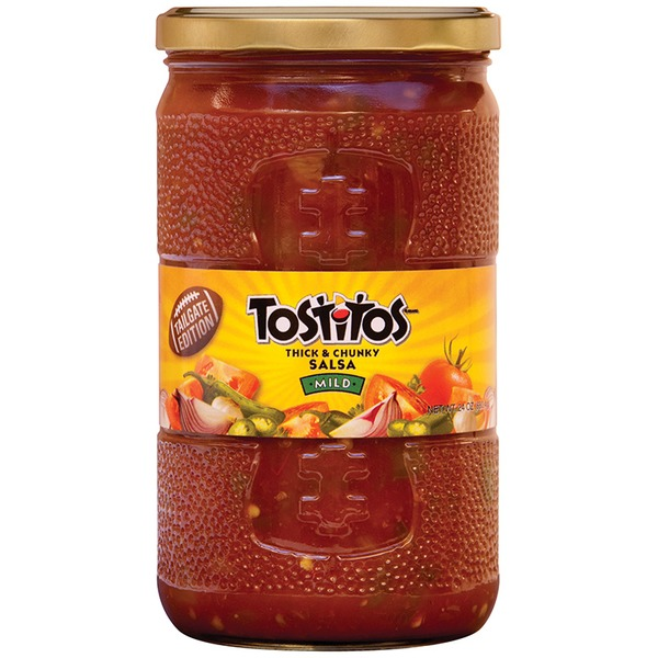 Tostitos Thick & Chunky Salsa