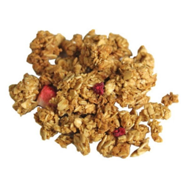 Low Fat Strawberry Raspberry Granola