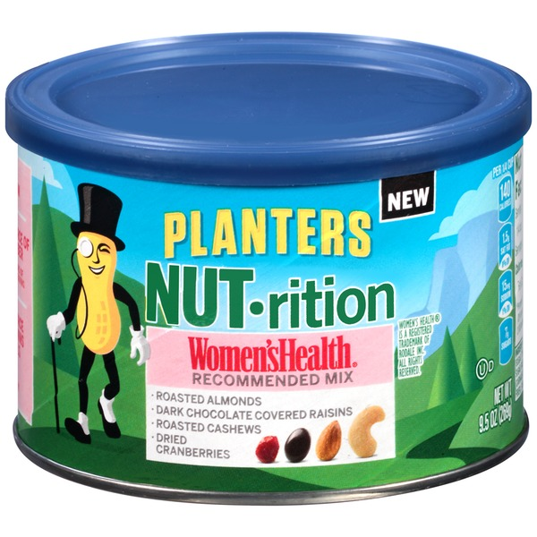 Planters Women's Health NUT-rition Mix