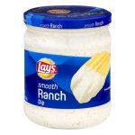 Lay's? Smooth Ranch Dip 15 oz. Jar