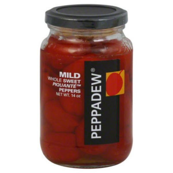Peppadew Mild Whole Piquatne Sweet Peppers