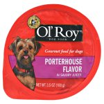 Ol' Roy Porterhouse Steak Flavor Wet Dog Food, 3.5 oz