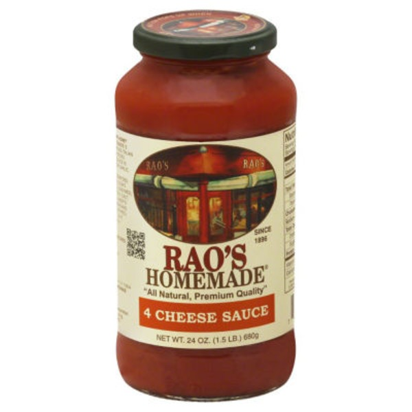 Rao's Homemade 4 Cheese Sauce