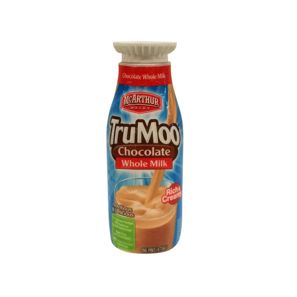 TruMoo Whole Chocolate Milk