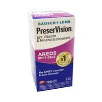 Bausch & Lomb PreserVision AREDS Softgel