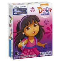 Betty Crockerfruit Snacks Dora The Explorer