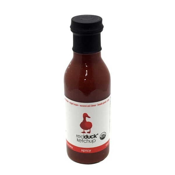 Red Duck Spicy Ketchup