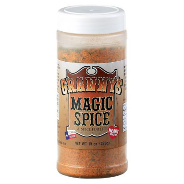 Granny's Magic Spice A Spice For Life