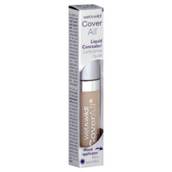 Wet n' Wild Coverall Liquid Concealer Wand 812A Light