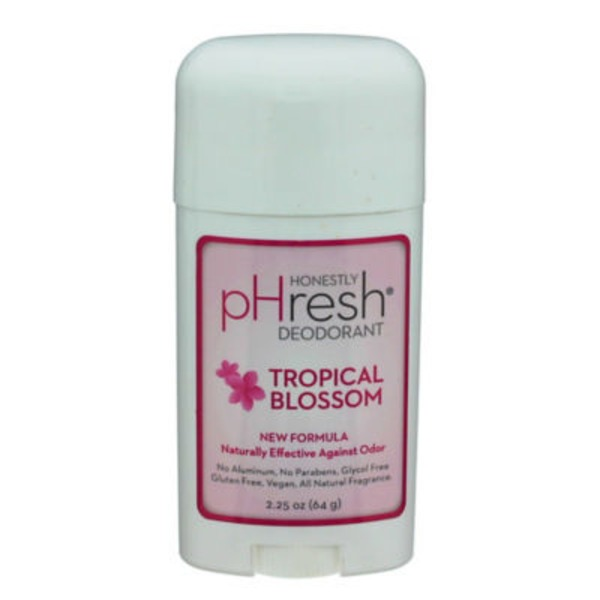 Honestly pHresh Tropical Blossom Deodorant