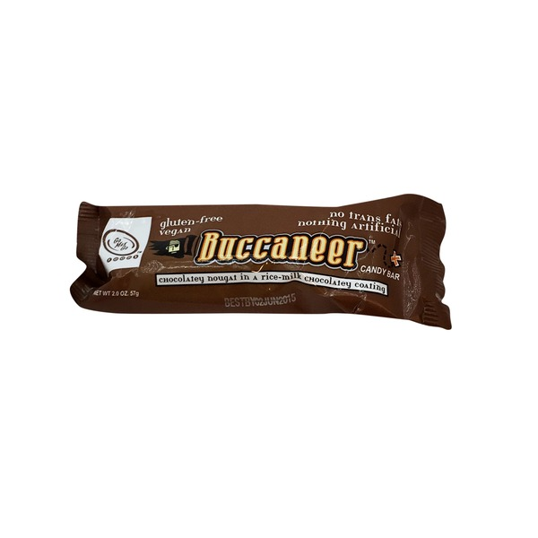 Buccaneer Candy Bar