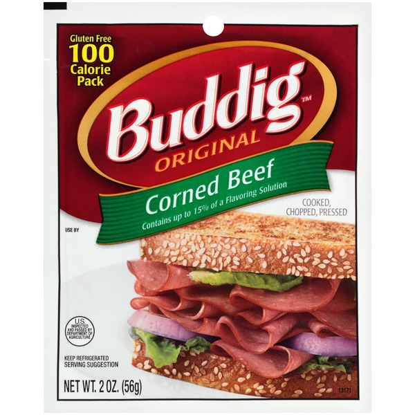 Buddig Original Corned Beef