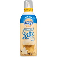 International Delight One Touch Vanilla Latte Frothing Coffee Creamer