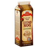 CF Burger Colonial Style Custard Nog