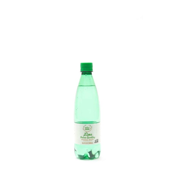 Whole Foods Market Lime Italian Sparkling Mineral Water