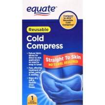 Equate Reusable Cold Compress, 1 Ct