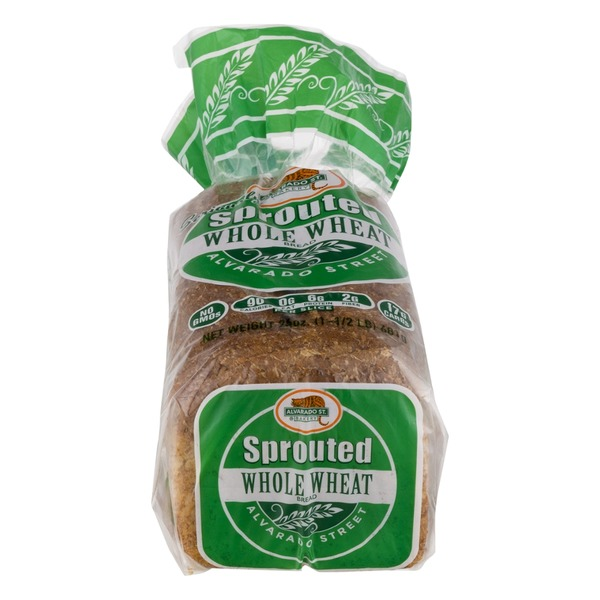 Alvarado St. Bakery Seriously Sprouted Bread Whole Wheat