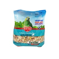 Kaytee Forti Diet Pro Health Bird Food With Safflower for Parrots