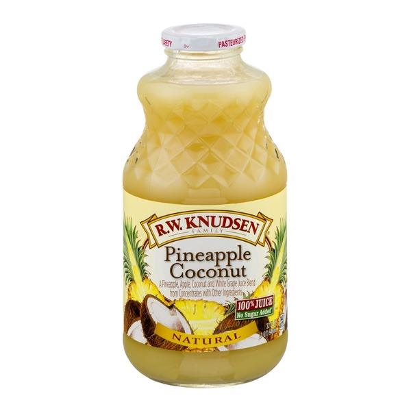 R W  Knudsen Pineapple Coconut Juice