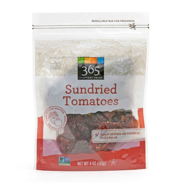 365 Sundried Tomatoes