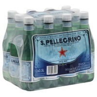 Pellegrino Sparkling Natural Mineral Water