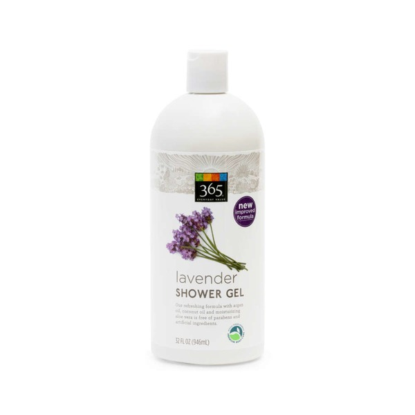 365 Lavender Shower Gel